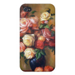 Pintura de Renoir iPhone 4/4S Carcasa