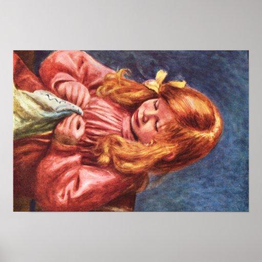 Pintura de Renoir Póster