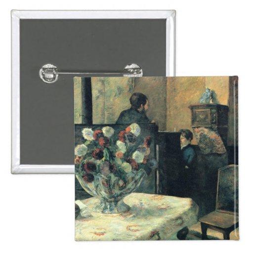 Pintura de un interior en la ruda Carcel - 1881 Pins