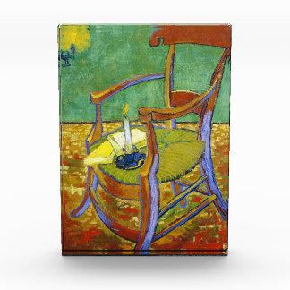 Pintura de Vincent van Gogh de la silla de Gauguin