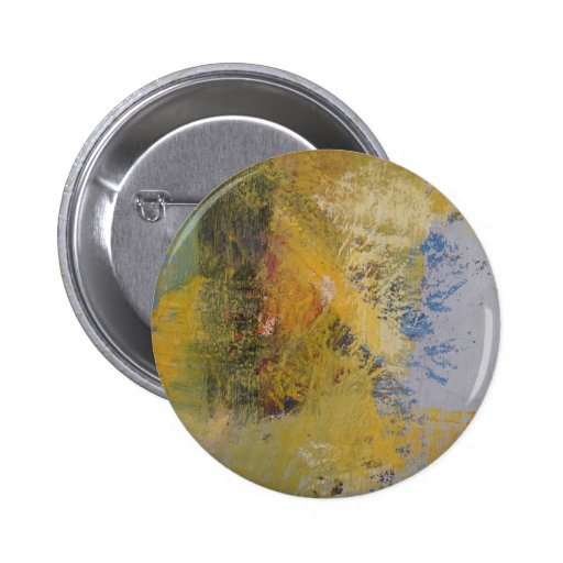 Pintura del arte abstracto del amarillo del arte m