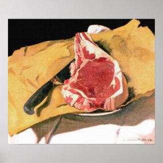 Pintura del filete - arte del vintage de Felix