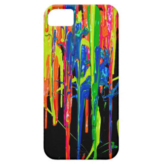 Pintura del goteo iPhone 5 Case-Mate cárcasa
