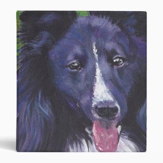 "Pintura del perro de la bella arte del perro carpeta 1"""