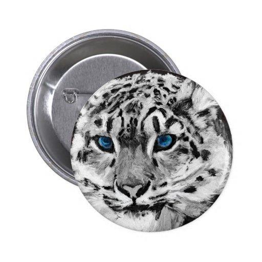 Pintura del tigre de Digitaces Pins