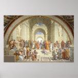 Pintura del trabajo de arte de Raphael Impresiones