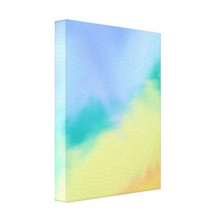 pintura digital del arte de la acuarela impresiones de lienzo