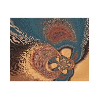 pintura digital del arte, por Katina Cote Impresiones En Lona