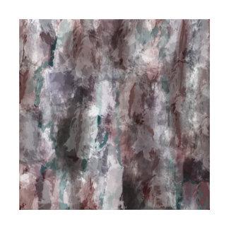 Pintura digital original del arte abstracto 01 impresión en tela