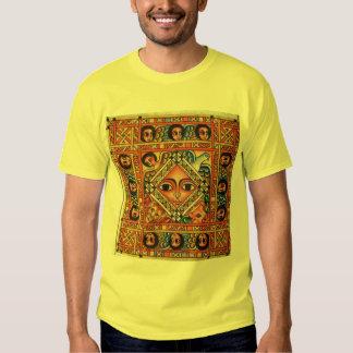 Pintura etíope de la iglesia de la biblia - camisas