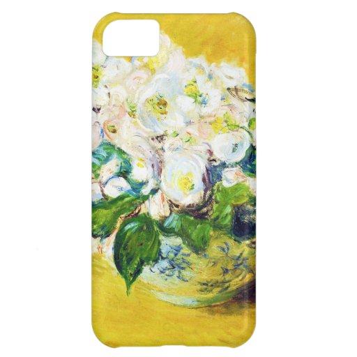 Pintura floral de las flores de Claude Monet de lo
