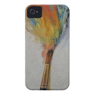 Pintura iPhone 4 Case-Mate Protectores