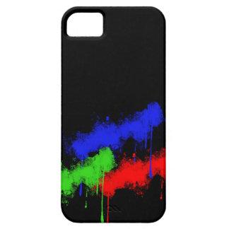 pintura iPhone 5 funda