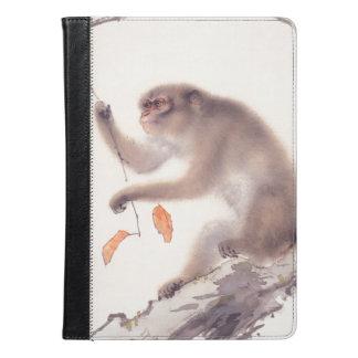 Pintura japonesa del mono - año del mono 2016