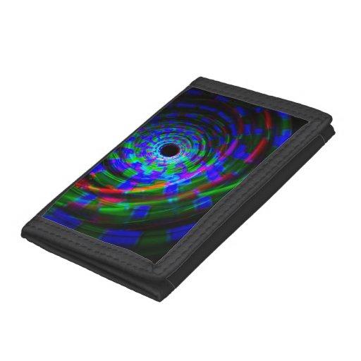 Pintura ligera espiral abstracta