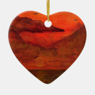Pintura original del arte de la Florida del placer Adorno
