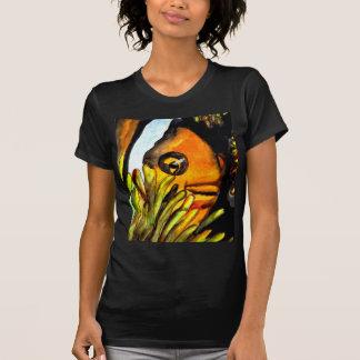 Pintura original del arte del payaso de la camisetas