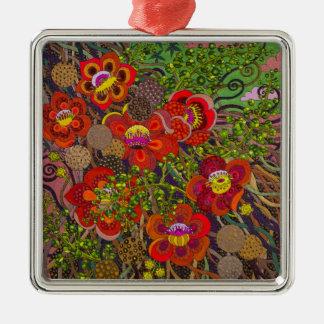 Pintura original Robusta del Shorea por Gwolly Ornamentos De Navidad