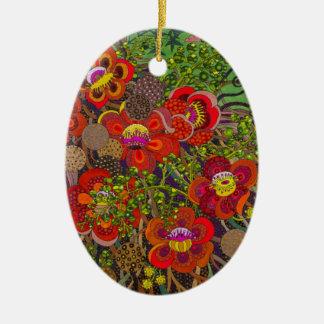 Pintura original Robusta del Shorea por Gwolly Ornamente De Reyes