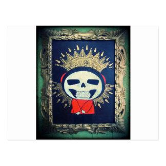 Pintura ortodoxa del dibujo animado del icono reli tarjetas postales