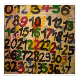 Pintura por números de máximo y de Maria Cojinete