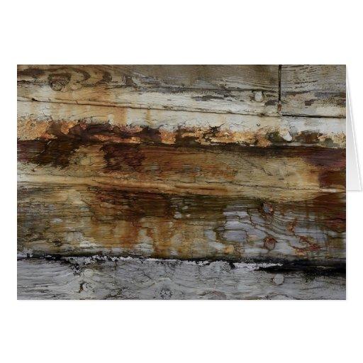 Pintura resistida, isla Mull, Sco… - Modificado Tarjeta De Felicitación