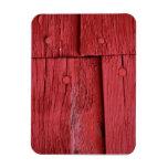Pintura roja imán