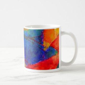 Pintura Taza De Café