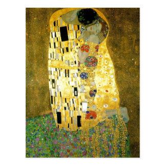 Pintura www ya de Gustavo Klimt de la descripción Tarjeta Postal