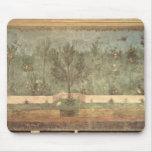 Pinturas del jardín del 'chalet de Livia Alfombrillas De Ratón