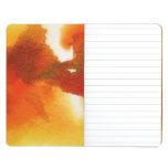 Pinturas florales abstractas 2 de la acuarela cuaderno