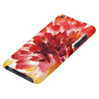 Pinturas florales abstractas 5 de la acuarela iPod touch Case-Mate carcasa