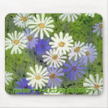 Pinturas Mousepad 15 de la flor Alfombrilla De Ratón