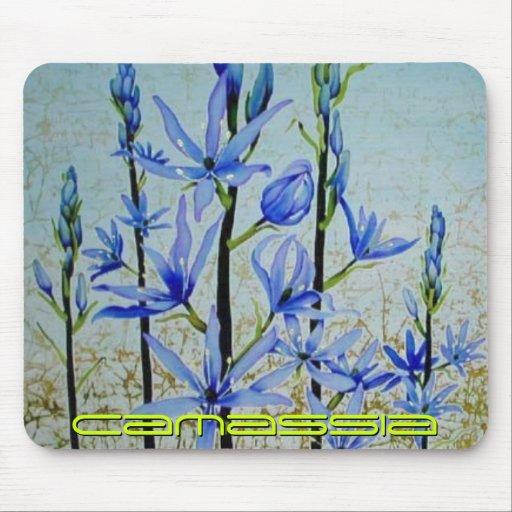 Pinturas Mousepad 27 de la flor