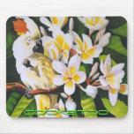Pinturas Mousepad 34 de la flor Tapetes De Ratón