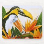 Pinturas Mousepad 36 de la flor Alfombrillas De Ratones