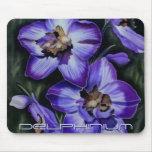 Pinturas Mousepad 43 de la flor Alfombrillas De Raton