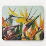 Pinturas Mousepad 58 de la flor Alfombrillas De Raton
