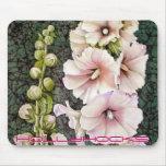Pinturas Mousepad 59 de la flor Tapetes De Ratones
