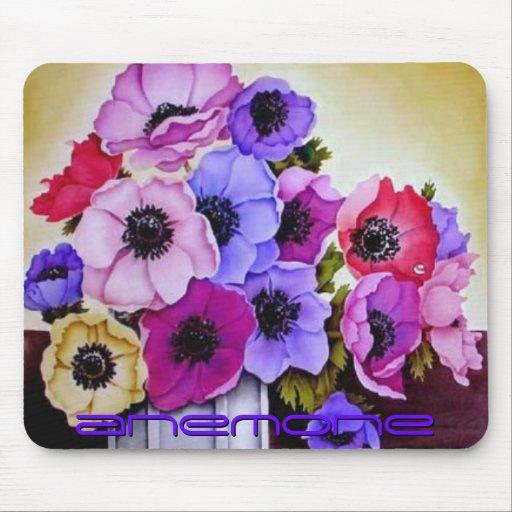 Pinturas Mousepad 6 de la flor Tapetes De Raton