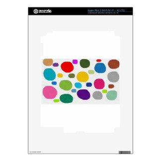 pinturas taste decals for iPad 3