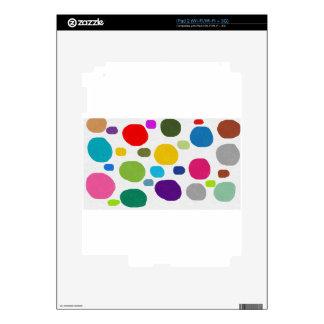 pinturas taste iPad 2 decal