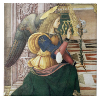 Pinturicchio Renaissance Angel Art Tile or Trivet