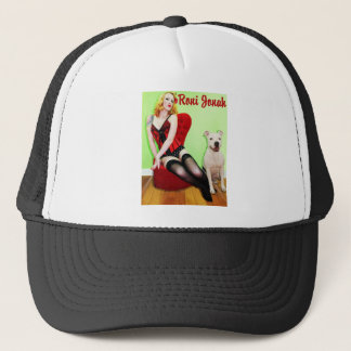 Pinup and Pete Trucker Hat