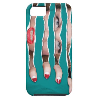 PINUP Attacks iPhone SE/5/5s Case