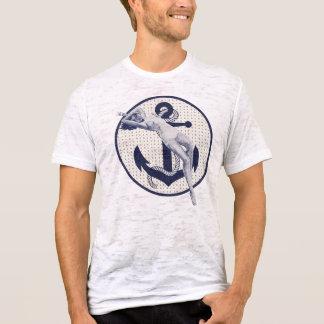 Pinup blue T-Shirt