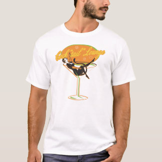 Pinup_Cocktail T-Shirt