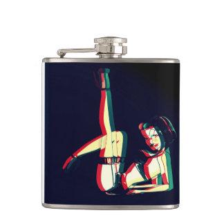 Pinup Girl Flask