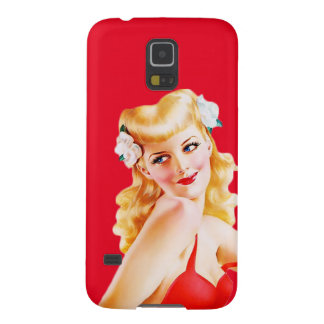 pinup girl galaxy s5 cover