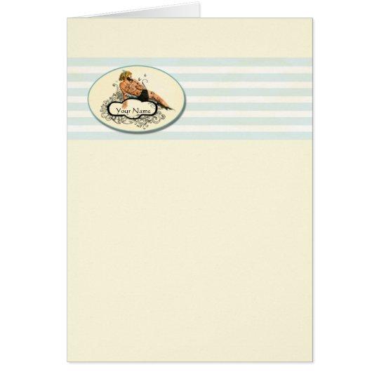 PinUp - Greeting Card